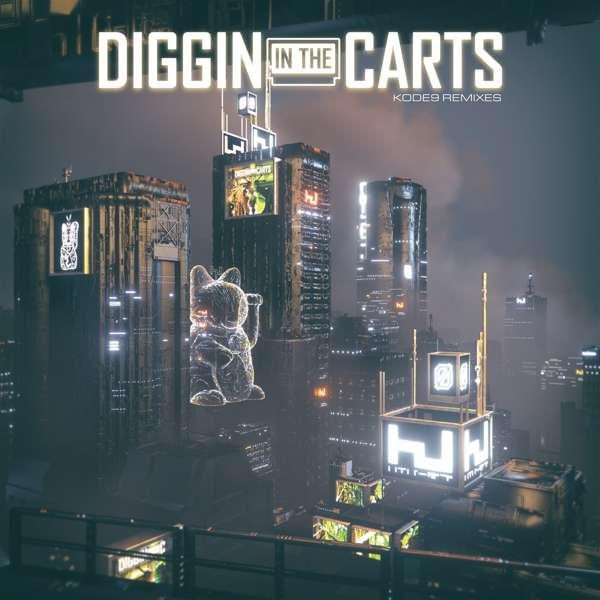 Diggin' in the Charts Remixes - Kode9 - Musik - HYPERDUB - 5055869558914 - 3/5-2019