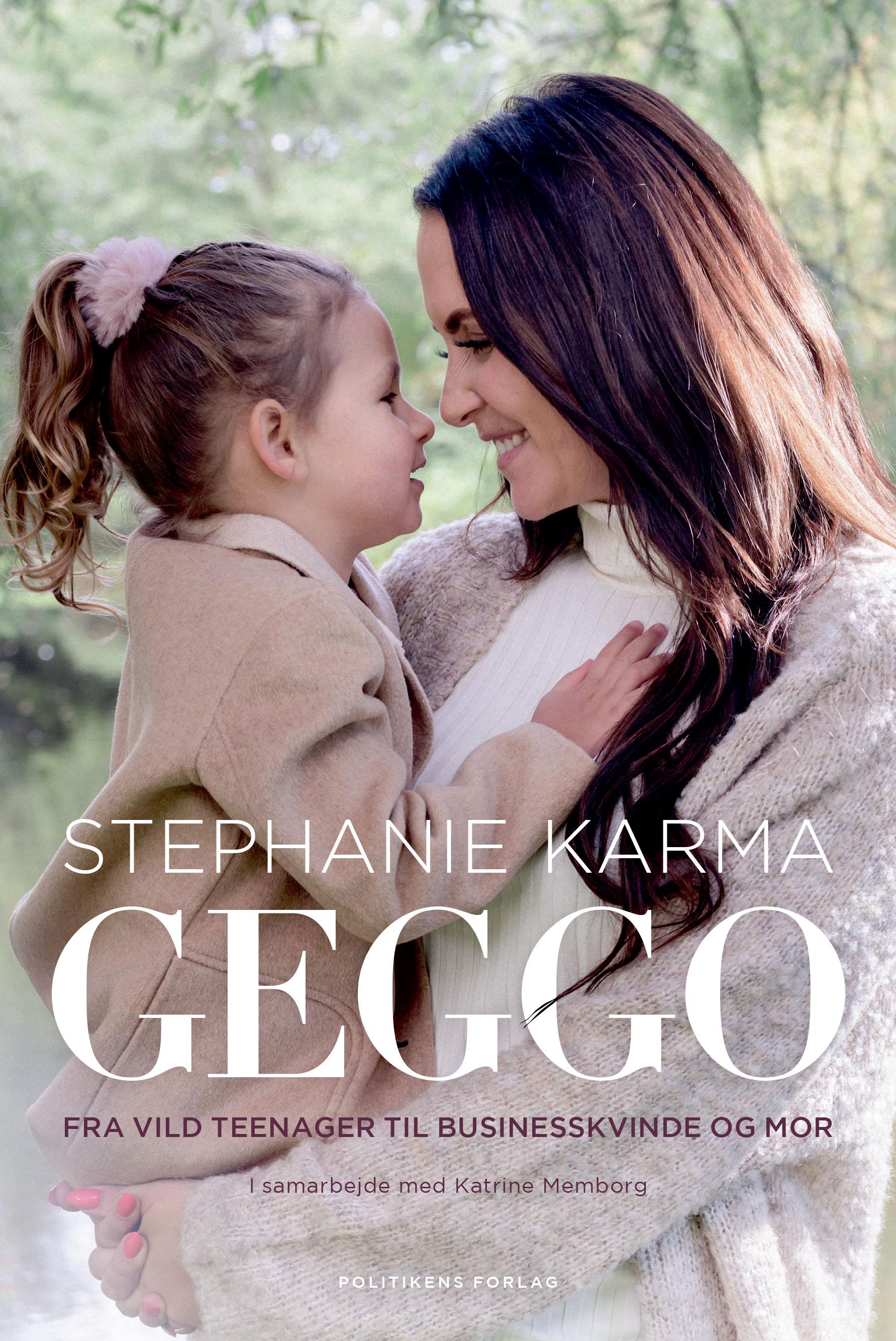 Geggo - Katrine Memborg; Stephanie Karma Salvarli - Bøger - Politikens Forlag - 9788740056914 - May 6, 2020