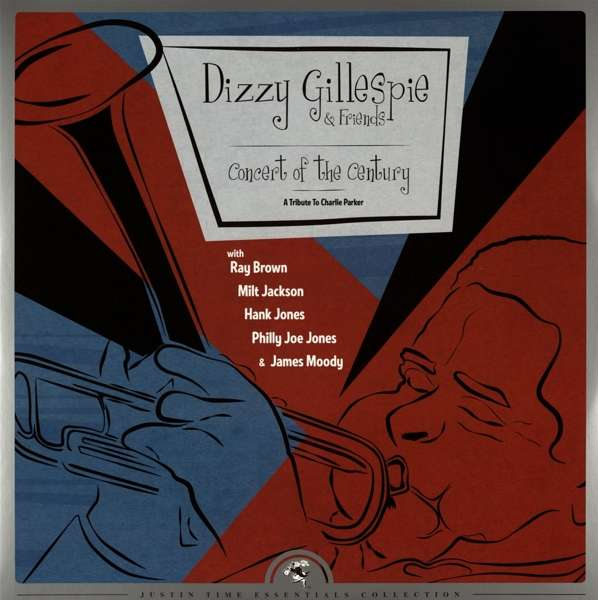 Concert of the Century-A Tribu - Dizzy Gillespie & Friends - Musik - Justin Time Records - 0068944025916 - 11/11-2016