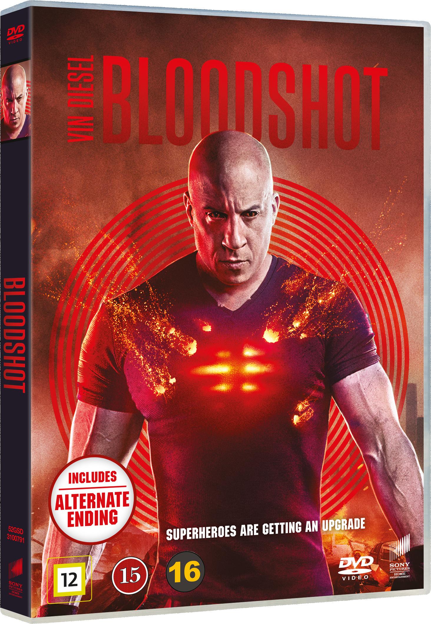 Bloodshot -  - Film -  - 7330031007918 - 18. maj 2020
