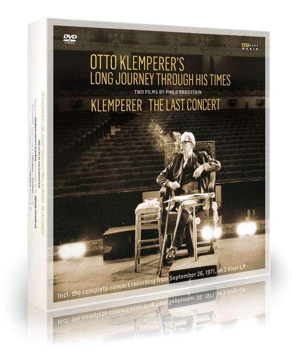 Long Journey Through His Times / Last Concert - Otto Klemperer - Musik - ARTHAUS - 4058407092919 - January 19, 2017