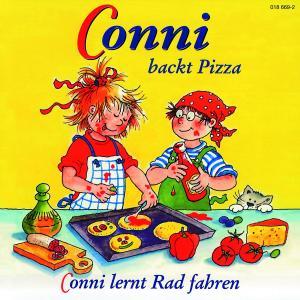 08: Conni Backt Pizza / Conni Lernt Rad Fahren - Conni - Musik - KARUSSELL - 0044001866920 - 6/5-2003