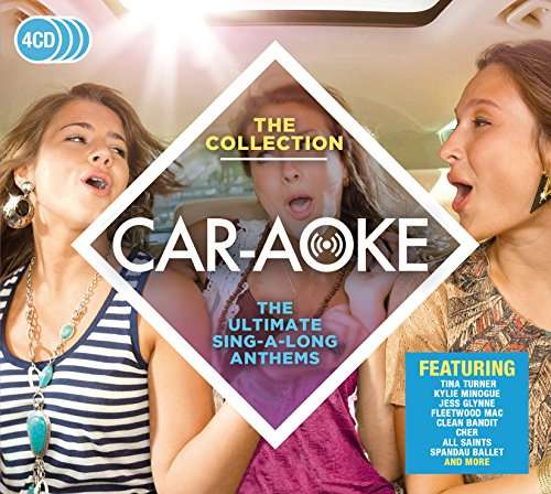 Car-aoke: the Collection - V/A - Musik - WEA - 0190295850920 - 2/3-2017