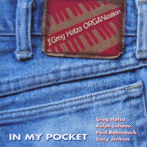 In My Pocket - Greg Hatze - Musik - SONY MUSIC - 0753957201920 - March 12, 2012