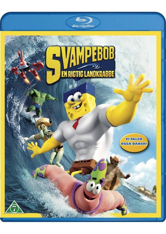 Svampebob: En Rigtig Landkrabbe -  - Film -  - 7340112719920 - 9/7-2015