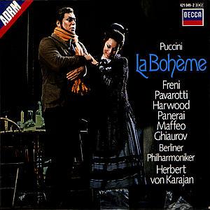 La Boheme / Tosca / Turandot - G. Puccini - Musik - DECCA - 0028942104921 - 9. juni 1987
