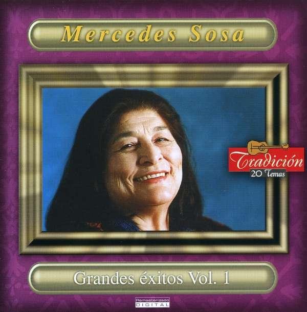 Grandes Exitos 1 - Mercedes Sosa - Musik - DBN - 0044001645921 - 14/12-2004