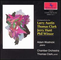 Computer Music Series 1 / Various - Computer Music Series 1 / Various - Musik - Centaur - 0044747202921 - 3/11-1993