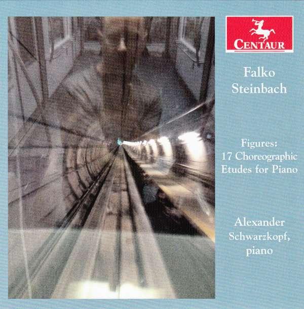 Figures: 17 Choreographic Etudes for Piano - Steinbach / Schwarzkopf - Musik - DAN - 0044747343921 - 8/1-2016