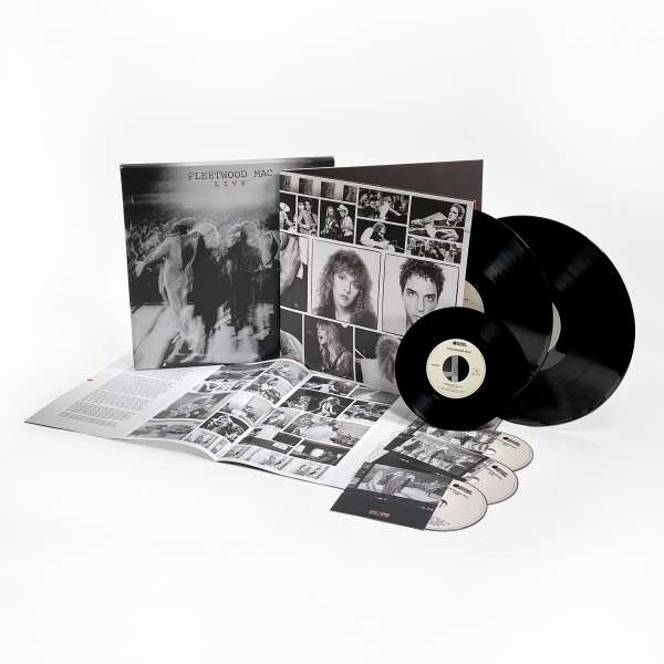 Live (Box Set) - Fleetwood Mac - Musik - RHINO - 0603497850921 - 9/4-2021