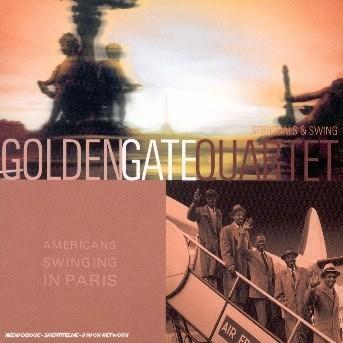Golden Gate Quartet-americans Swinging in Paris - Golden Gate Quartet - Musik - Pid - 0724353965921 - 7/2-2003