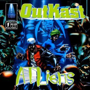 Atliens - Outkast - Musik - LAFACE - 0730082602921 - 30/9-1996