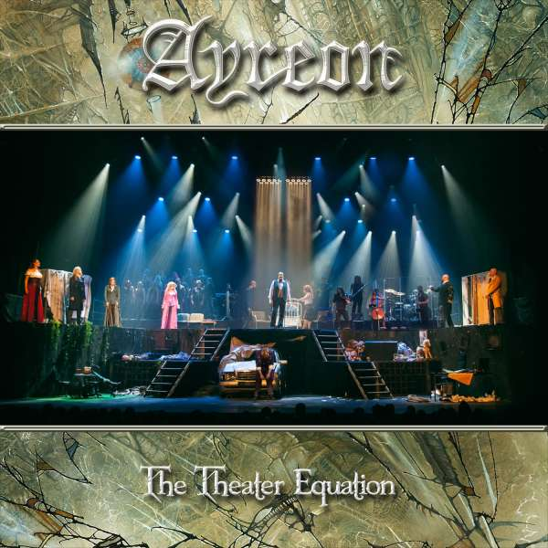 Theater Equation - Ayreon - Musik - INSIDE OUT - 0889853256921 - June 17, 2016