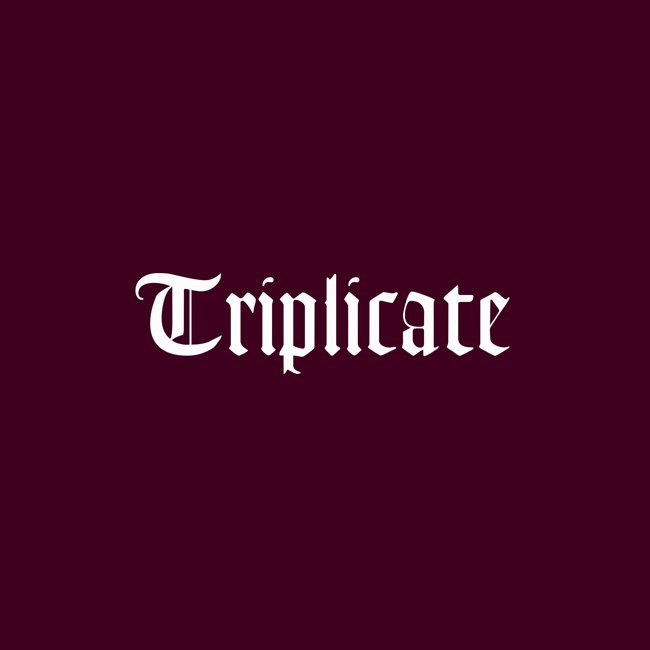 Triplicate - Bob Dylan - Musik - Sony Owned - 0889854134921 - March 31, 2017