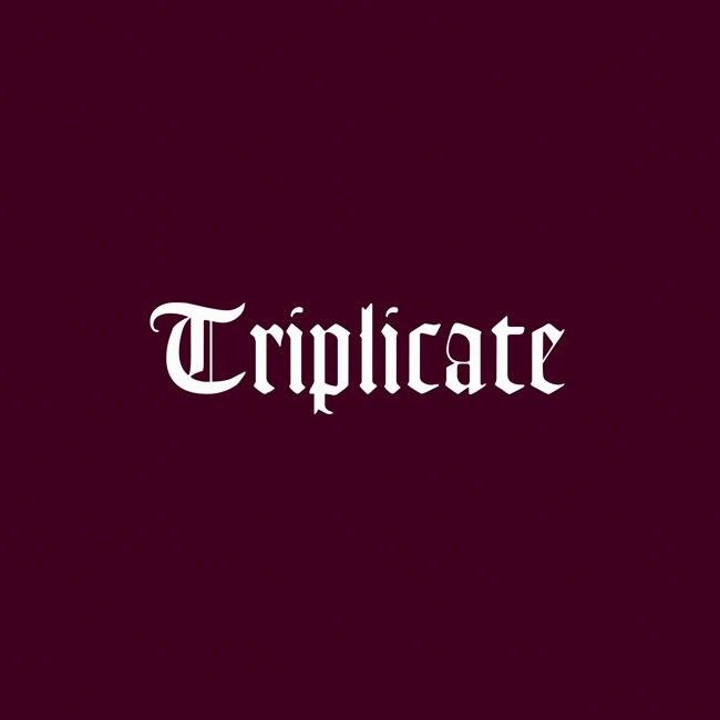 Triplicate - Bob Dylan - Musik - Sony Owned - 0889854134921 - 31/3-2017