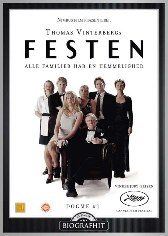 Festen -  - Film -  - 5709165645921 - 9. januar 2020
