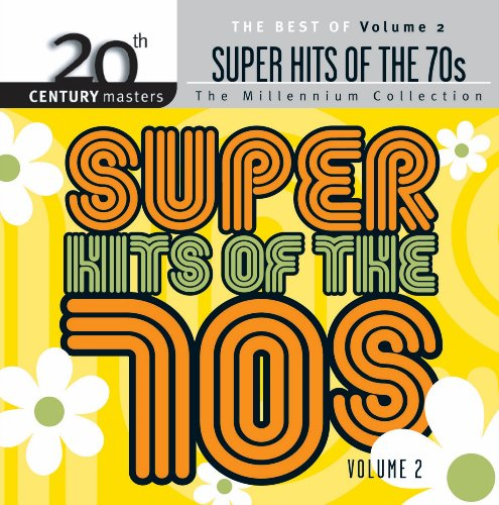 THE BEST OF SUPER HITS OF THE 70s VOLUME 2 - Various Artists - Musik - POP - 0044003954922 -