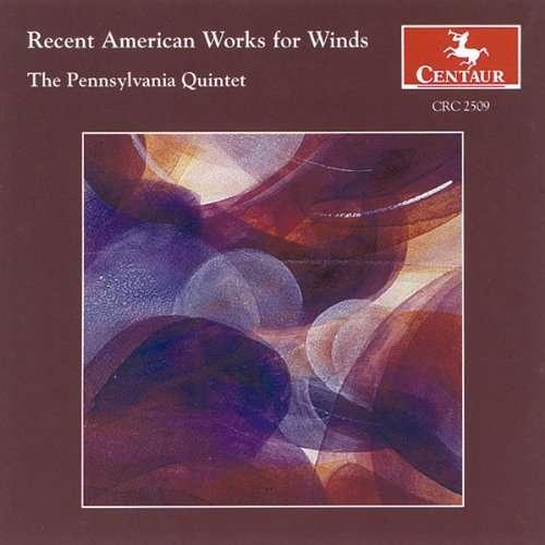Wind Quintet / Abiding Passions - Cohen / Albright - Musik -  - 0044747250922 - 2002