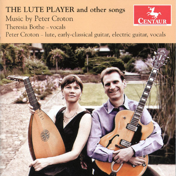 Lute Player and Other Songs - V/A - Musik - CENTAUR - 0044747320922 - 15/10-2012