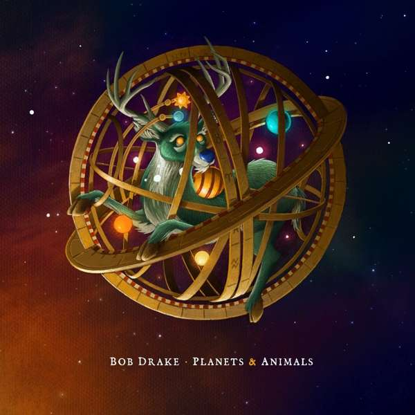 Planets And Animals - Bob Drake - Musik - RER - 0752725043922 - March 5, 2021