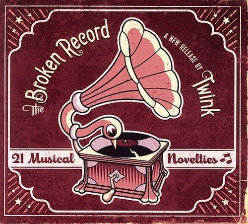 Broken Record - Twink - Musik - SEELAND - 0753762052922 - November 8, 2005