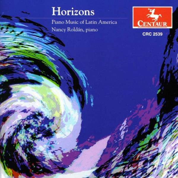 Horizons: Piano Music of Latin America / Various - Horizons: Piano Music of Latin America / Various - Musik -  - 0044747253923 - 27/11-2001