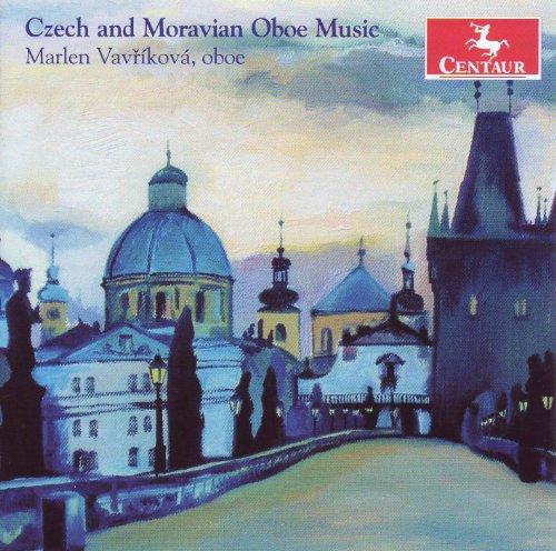 Tschechische Und Mahrische Oboenmusik - V/A - Musik - CENTAUR - 0044747307923 - November 30, 2011