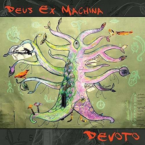 Devoto - Deus Ex Machina - Musik - CUNEIFORM REC - 0045775042923 - 24/6-2016