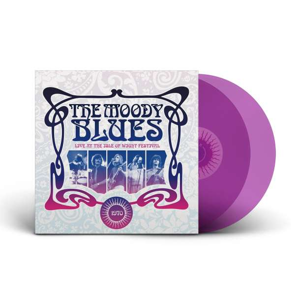 Live at the Isle of Wight 1970 - Moody Blues - Musik - EARMUSIC CLASSICS - 4029759147923 - 22/5-2020