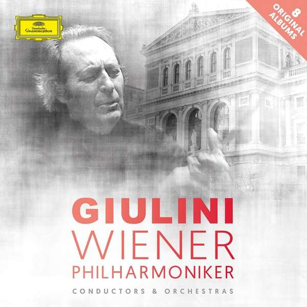 Carlo Maria Giulini and Wiener Philharmoniker - Giulini, Carlo Maria & Wiener Philharmoniker - Musik - DEUTSCHE GRAMMOPHON - 0028948354924 - 6/9-2018
