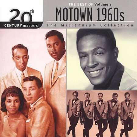 Motown 1960's Vol.1 - V/A - Musik - MOTOWN - 0044001615924 - 30/6-1990