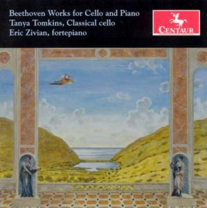 Works for Cello and Piano - Tanya Tomkins - Musik - CENTAUR - 0044747272924 - 24/11-2005