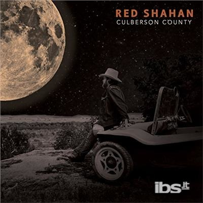 Culberson County - Red Shahan - Musik - 7013 RECORDS - 0752830512924 - March 30, 2018