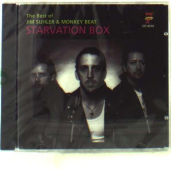 Starvation Box - Suhler, Jim & Monkey Beat - Musik - COAST TO COAST - 0752977921924 - April 12, 2019