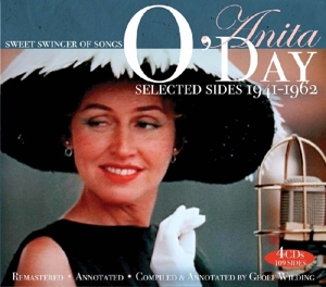 Selected Sides 1941-1962 - Anita O'day - Musik - JSP - 0788065906924 - 19/8-2014