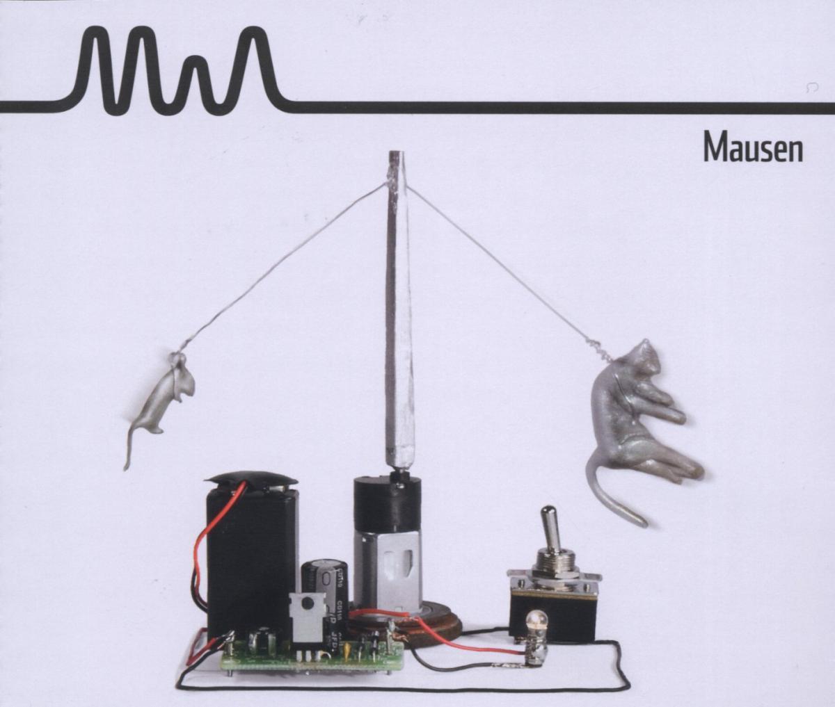 Mausen - Mia - Musik - COLUMBIA - 0886974012924 - 24/7-2015