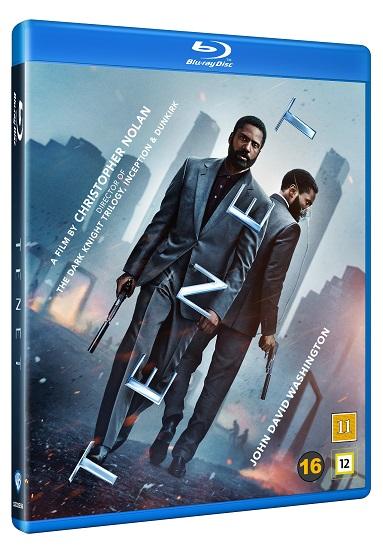 Tenet - Christopher Nolan - Film -  - 7333018017924 - 14/12-2020