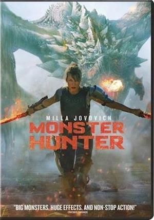 Monster Hunter - Monster Hunter - Film -  - 0043396557925 - 2/3-2021
