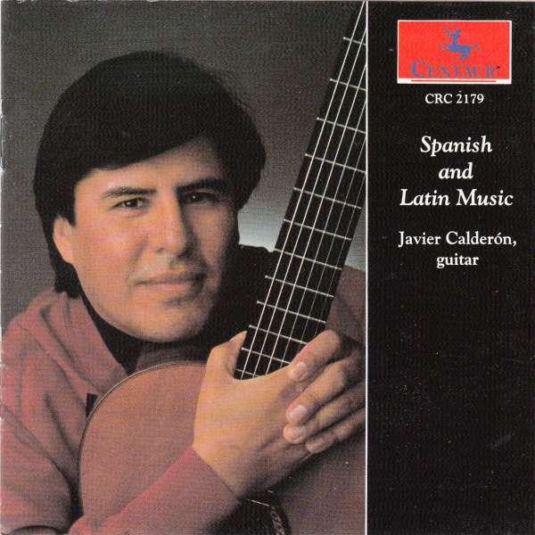 Sevilla / Granada - Albeniz / Ponce / Tansman - Musik - Centaur - 0044747217925 - 17/3-1995