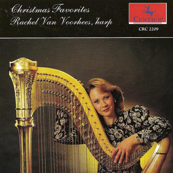 Christmas Favorites - Rachel Van Voorhees - Musik - CENTAUR - 0044747220925 - 21/6-2005
