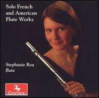 Solo French & American Flute Works - Rea / Delaney / Folio / Debussy / Bozza / Ibert - Musik - Centaur - 0044747275925 - 24/1-2006
