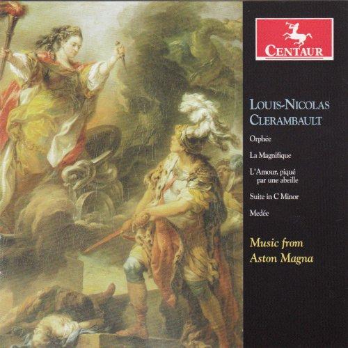 Orphee/la Magnifique - V/A - Musik - CENTAUR - 0044747316925 - October 9, 2012