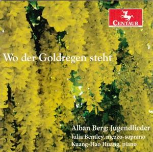 Jugendlieder - A. Berg - Musik - CENTAUR - 0044747345925 - 20/7-2016
