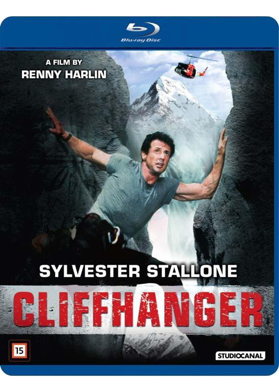 Cliffhanger - Sylvester Stallone - Film -  - 5709165395925 - 23/1-2020