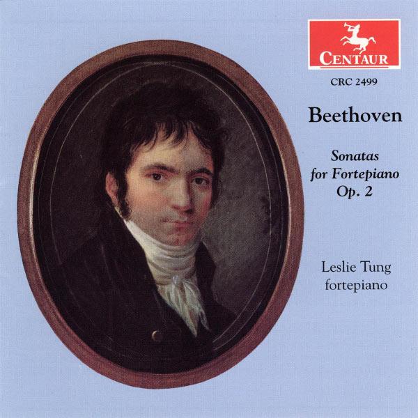 Piano Sonatas Op 2 - Beethoven / Tung - Musik -  - 0044747249926 - 24/7-2001