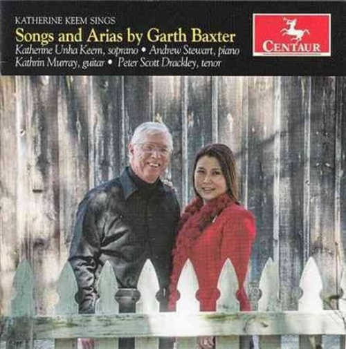 Songs & Arias by Garth Baxter - Baxter / Keem / Stewart / Murray / Drackley - Musik - Centaur - 0044747335926 - 9/9-2014