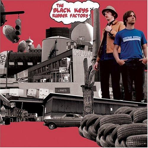 Rubber Factory - The Black Keys - Musik - ROCK - 0045778037926 - 27/8-2012