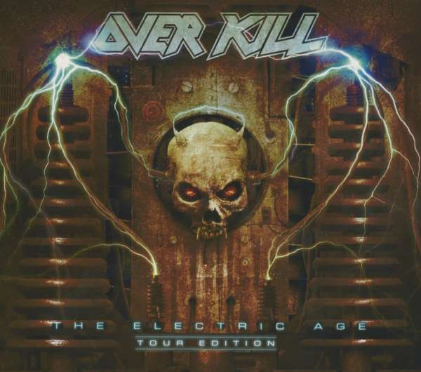 The Electric Age - Overkill - Musik - ADA UK - 0727361308926 - 2021
