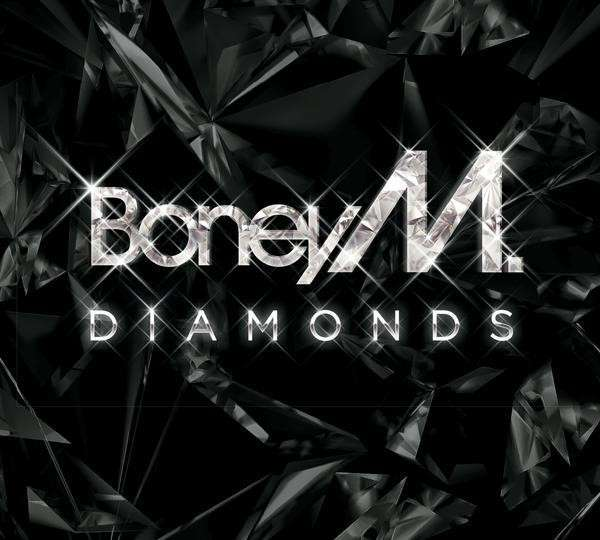 Diamonds - Boney M - Musik - SONY - 0888750599926 - March 30, 2015