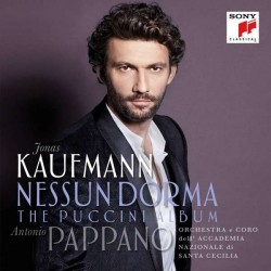 Nessun Dorma - The Puccini Album - Jonas Kaufmann - Musik - Sony Owned - 0888750924926 - Sep 11, 2015